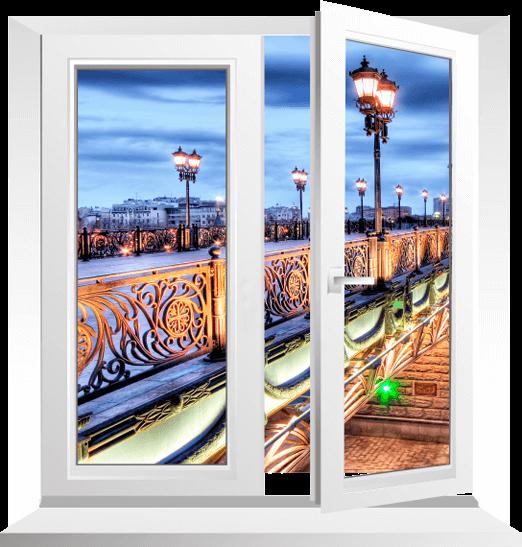 Пластиковые окна Rehau DELIGHT-Design